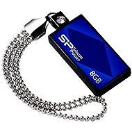 Silicon Power Touch 810 Blue 8GB - Pendrive