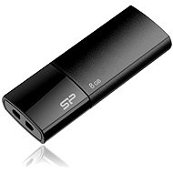 Silicon Power Ultima U05 Black 8GB - Pendrive