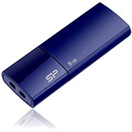 Silicon Power Ultima U05 Blue 8GB - Pendrive