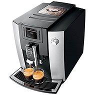 Jura E6 teljesen automata kávéfőző, 15 bar, 1450W, fekete-ezüst - Automata kávéfőző