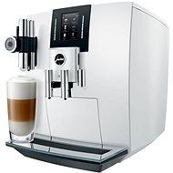 Jura J6 teljesen automata kávéfőző, 15 bar, 1450W, fehér - Automata kávéfőző