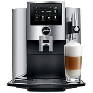 Jura S8 teljesen automata kávéfőző, 15 bar, 1450W, króm - Automata kávéfőző
