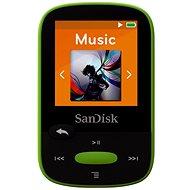 SanDisk Sansa Clip Sports 8GB lime - Mp3 lejátszó
