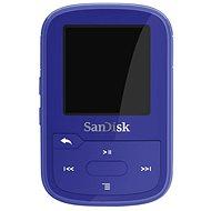 SanDisk Sansa Clip Sports Plus 16GB kék - Mp3 lejátszó