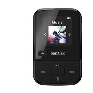 SanDisk MP3 Clip Sport GO 32GB fekete - FLAC lejátszó