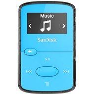 SanDisk Sansa Clip Jam 8GB világoskék - Mp3 lejátszó