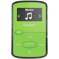 SanDisk Sansa Clip Jam 8GB világoszöld - Mp3 lejátszó