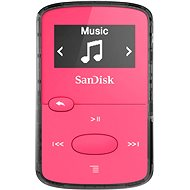 SanDisk Sansa Clip Jam 8 gigabájt rózsaszín - MP3 lejátszó