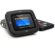 Energy Sistem Car Transmitter 1100 Dark Iron - Vezeték nélküli FM transzmitter