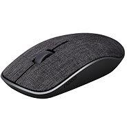 Rapoo 3510 Plus, fekete textil - Egér