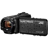JVC GZ-R405B - Digitális videókamera
