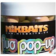 Mikbaits Fluo Pop-Up bojli éjféli narancs 18 mm 250 ml - Úszó bojlik