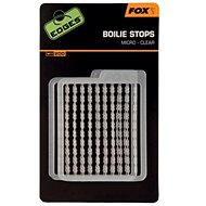 FOX Edges Boilie Stops Micro Clear 200db - Ütköző