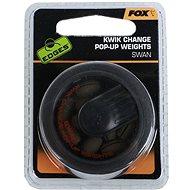 FOX Edges Kwik Change Pop-up Weight SWAN - Pellet