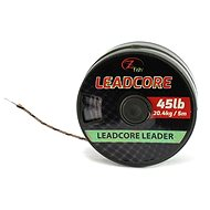 Zfish Leadcore Leader 45lb 5m - Ólomöntő