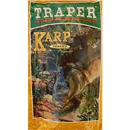 Traper Secret Carp sárga 1kg - Etetőanyag mix