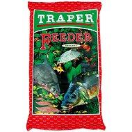 Traper Secret Feeder piros 1kg - Etetőanyag mix