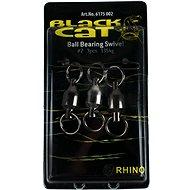 Black Cat Ball Bearing Swivel méret 2 135 kg 3 ks - Forgókapocs