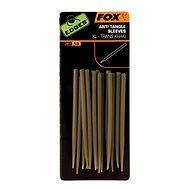 FOX Edges Anti Tangle Sleeve XL Trans Khaki 15db - Gubancgátló