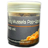 Mastodont Baits - Pop-Up Crazy Mussels parafás 16mm 200ml - Úszó bojlik