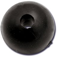 Black Cat Rubber Shock Bead 10mm 10db - Gyöngy