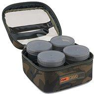FOX Camolite Glug 8 Pot Case - Tok