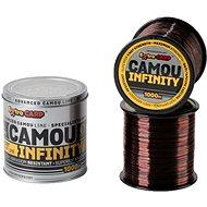 Extra Carp Infinity Camou 0,28mm 10,9kg 1000m - Horgászzsinór