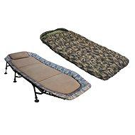 Zfish Camo Set nyugágy + hálózsák - Horgász szék