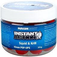 Nash Instant Action Squid & Krill 15mm 35g - Úszó bojlik