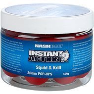 Nash Instant Action Squid & Krill 20mm 60g - Úszó bojlik
