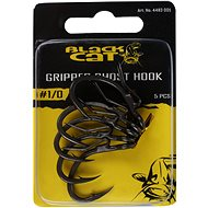 Black Cat Gripper Ghost Hook méret 1/0 5db - Horog