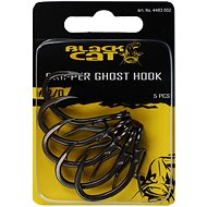 Black Cat Gripper Ghost Hook méret 2/0 5db - Horog