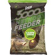 Sensas 3000 Method Feeder Carp Amour 1 kg - Etetőanyag mix