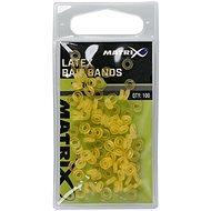 FOX Matrix Latex Bait Bands Large 100 db - Gyűrű