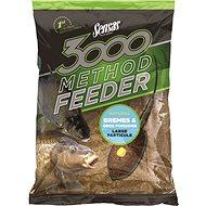 Sensas 3000 Method Feeder Bremes & Gross Poissons 1kg - Etetőanyag mix