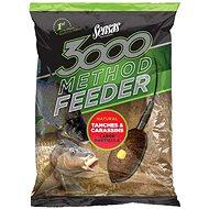 Sensas 3000 Method Feeder Tanches Carrasins 1 kg - Etetőanyag mix
