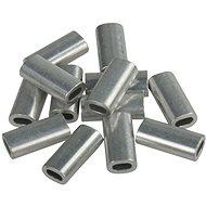 MADCAT Aluminum Crimp Sleeves 1,30 mm 16 db - Csatlakozó