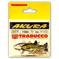 Trabucco Akura 7000, méret: 6, 15 db - Horog