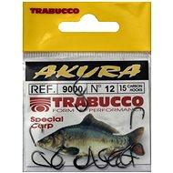 Trabucco Akura 9000, méret: 4, 15 db - Horog