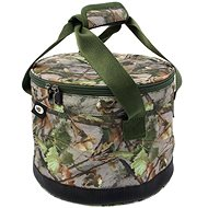 NGT Bait Bin with Handles and Cover Camo - Táska