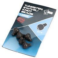 Nash Tungsten forgó- / csomós gyöngyök, nagy, 5 darab - Gyöngy