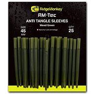 RidgeMonkey RM-Tec 50mm-es zsinórozott hüvelyek 25db - Gubancgátló