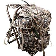 Prologic Max5 nagy teherbírású hátizsák szék - Hátizsák