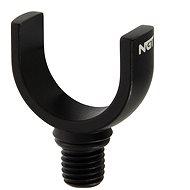 NGT Profiler U Rest Black 25mm - Horgászbottartó villa