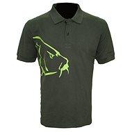 Zfish Carp Polo T-Shirt Olive Green, XL méret - Póló