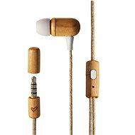 Energy Sistem Earphones Eco Cherry Wood - Fej-/fülhallgató