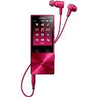 Sony Hi-Res NW-rózsaszín A25HNP - Mp3 lejátszó