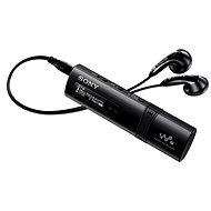 Mp3 lejátszó Sony WALKMAN NWZ-B183FB fekete - MP3 přehrávač