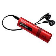Sony WALKMAN NWZ-B183FR piros - Mp3 lejátszó