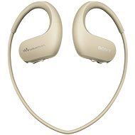 Mp3 lejátszó Sony WALKMAN NWW-S413C bézs - MP3 přehrávač